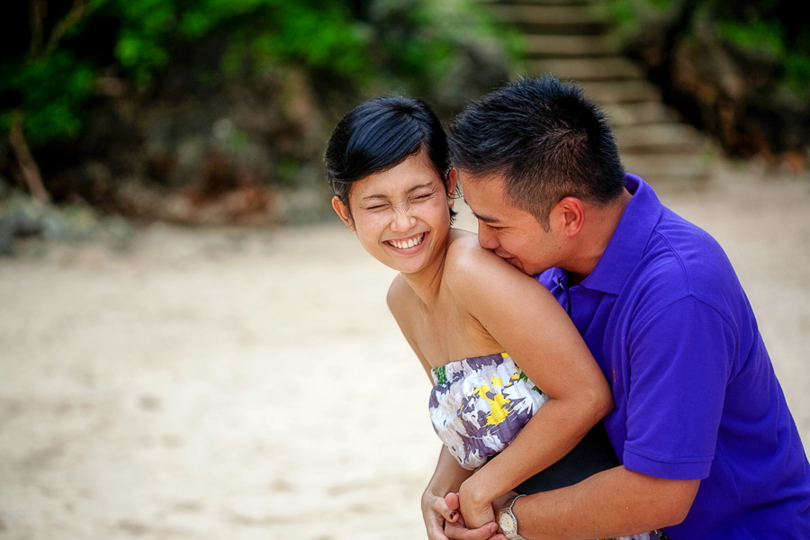 Bunn Salarzon - bali engagement photos