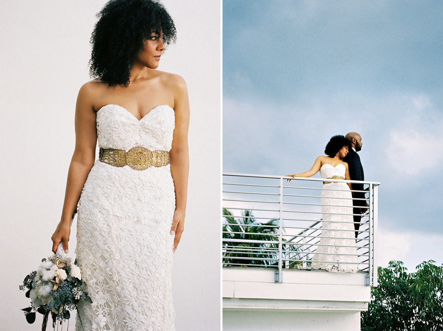 Bunn Salarzon - miami wedding pictures