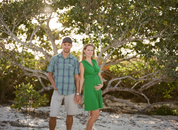 Bunn Salarzon - family pictures on turks and caicos islands