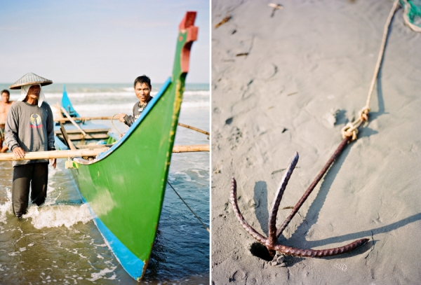 Bunn Salarzon - images of boat anchor and tail