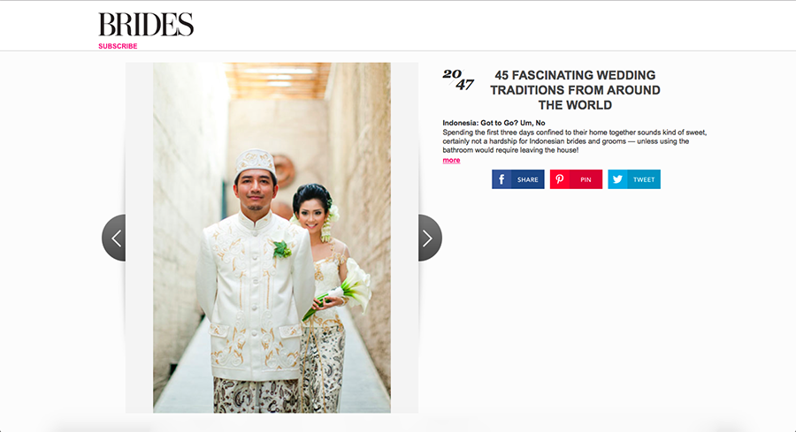 Bunn Salarzon - indonesian wedding photography